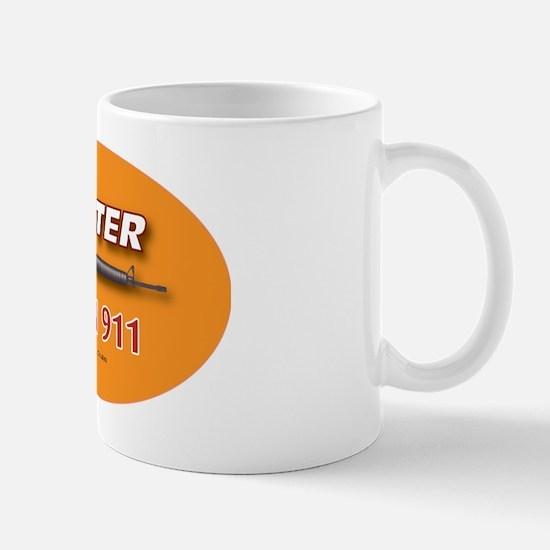 OTG 21 Faster than 911 Mug