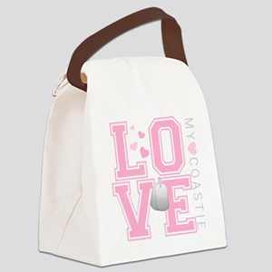 lovemycoastie Canvas Lunch Bag