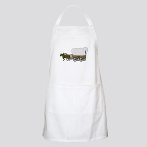 Covered Wagon BBQ Apron