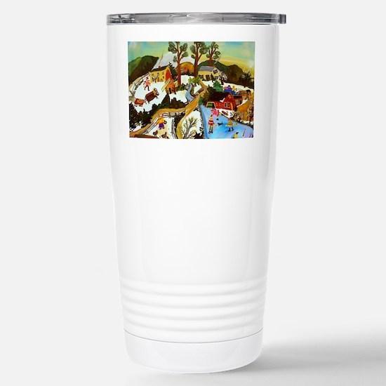 mainmarellspond Stainless Steel Travel Mug