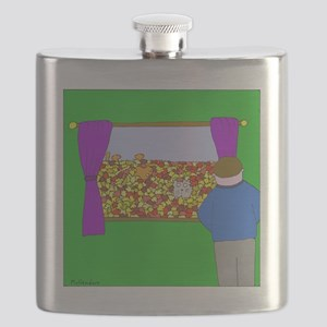 Time to Rake the Leaves - no text Flask