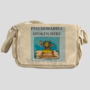 PSYCH.ology Messenger Bag