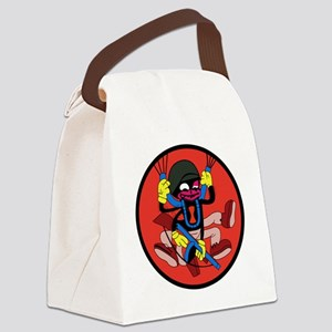 507th Airborne Infantry Regiment  Canvas Lunch Bag