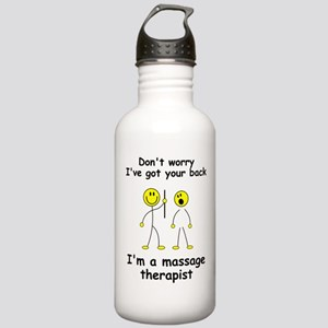 MUST HAVE for massage therapist Sports Water Bottl