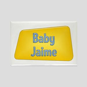 Baby Jaime Rectangle Magnet