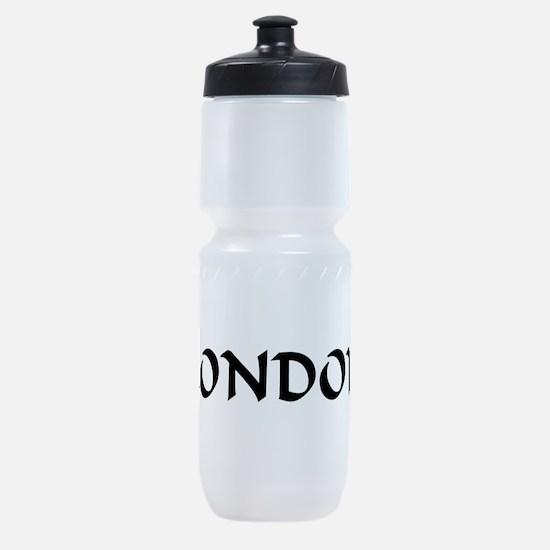 LONDON.PNG Sports Bottle