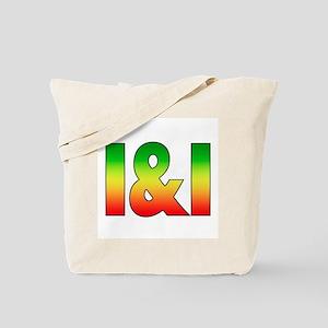 I & I Tote Bag