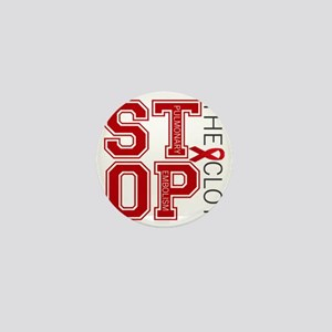 stoptheclot Mini Button