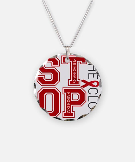 stoptheclot Necklace