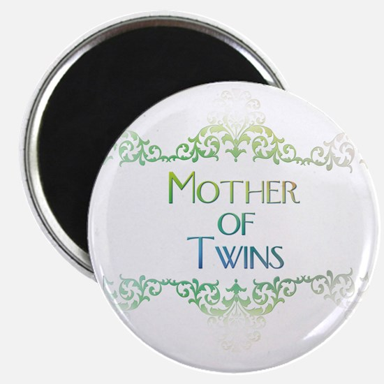 motheroftwinsdecorated Magnet