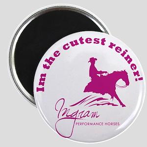 logo-pink Magnet
