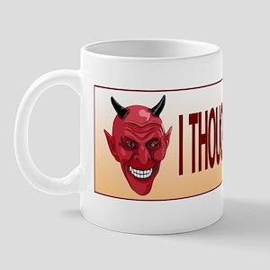 A-Devil-gum-bump Mug
