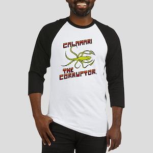 calamari_corruptor Baseball Jersey