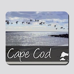 CAPEBLUILLUStemp_laptop_skin Mousepad