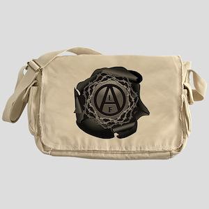 alf-black-01 Messenger Bag
