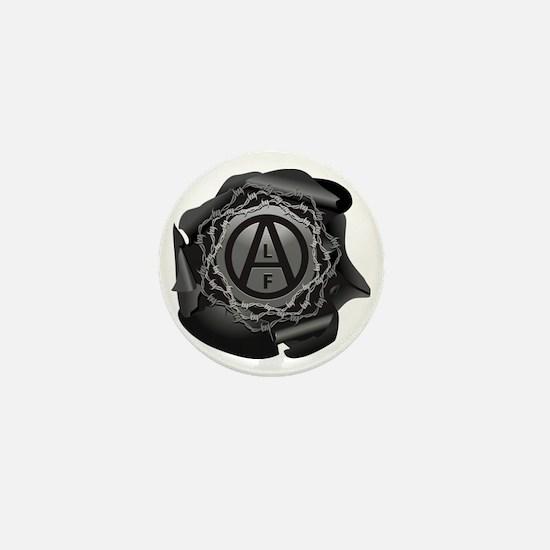 alf-black-01 Mini Button