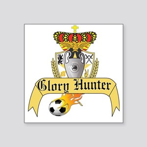 "GloryHunta2hr Square Sticker 3"" x 3"""