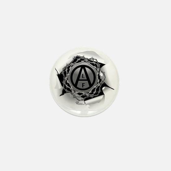 alf-white-01 Mini Button
