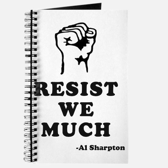 resistwemuchsharpton copy Journal