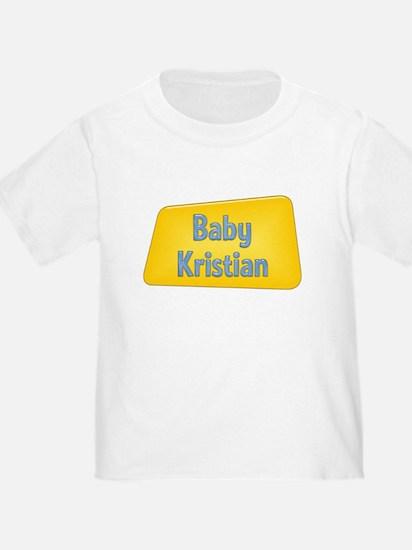 Baby Kristian T