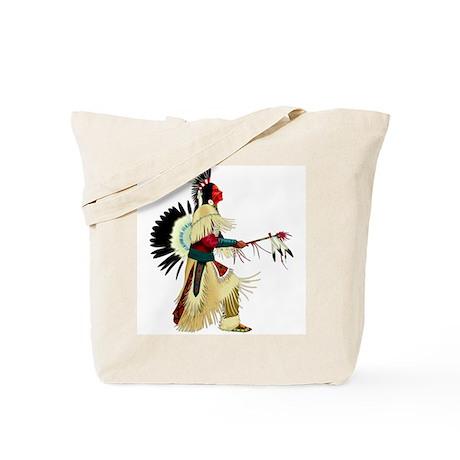 Indian Dancing Tote Bag