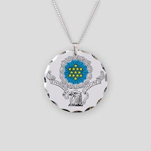13-stars_10x10 Necklace Circle Charm