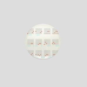 Guitar Cheat Shirt-Inverse Mini Button