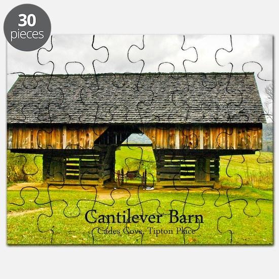 CadesCoveBarn_laptop Puzzle