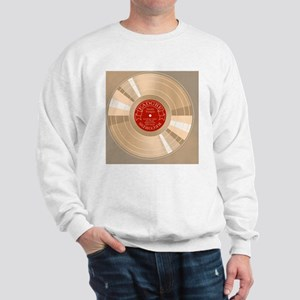gold-record-TIL Sweatshirt