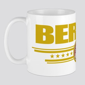 Bergen (Flag 10) pocket Mug