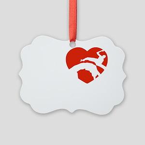 capoeira1 Picture Ornament