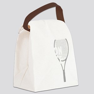 tennisWeapon1 Canvas Lunch Bag
