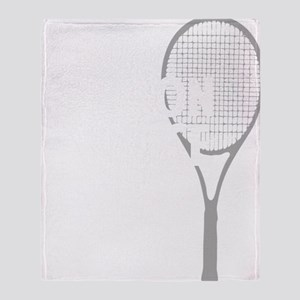 tennisWeapon1 Throw Blanket