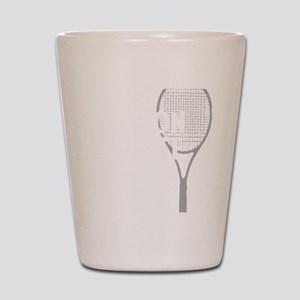 tennisWeapon1 Shot Glass