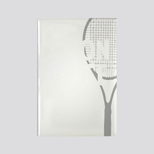tennisWeapon1 Rectangle Magnet