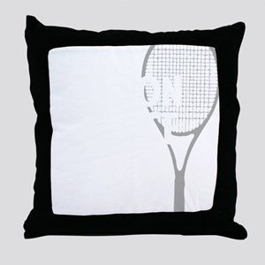 tennisWeapon1 Throw Pillow