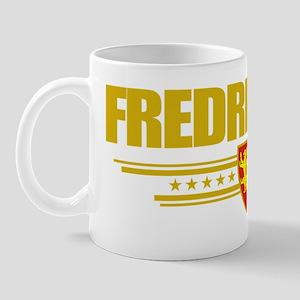 Fredrikstad (Flag 10) pocket Mug