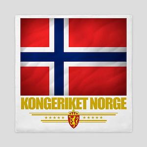 Norway (Flag 10) Queen Duvet