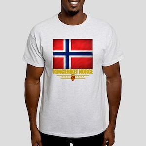 Norway (Flag 10) Light T-Shirt