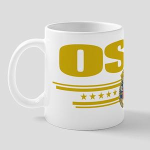 Oslo (Flag 10) pocket Mug