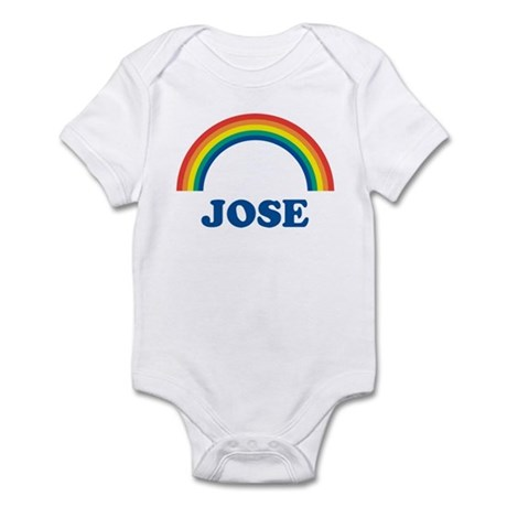 JOSE (rainbow) Infant Bodysuit