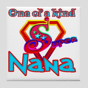 Super Nana Tile Coaster