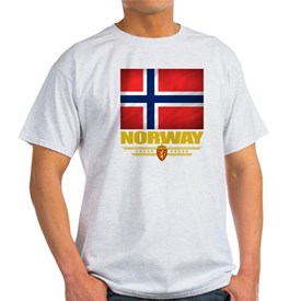 Norway2 (Flag 10) T-Shirt