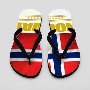 Norway2 (Flag 10) Flip Flops