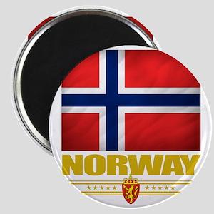 Norway2 (Flag 10) Magnet