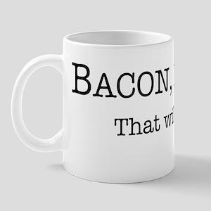 baconHat Mug