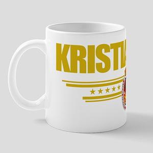 Kristiansand (Flag 10) pocket Mug