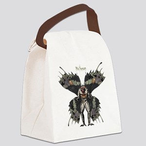 Mothman3 Canvas Lunch Bag