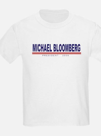 Michael Bloomberg (simple) Kids T-Shirt