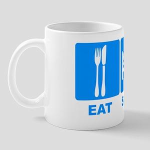 Eat Sleep Code2 Mug
